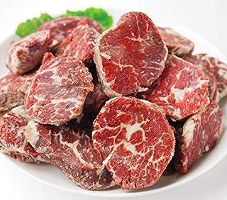[スターゼン] 肉 牛肉 厚切り サガリ 冷凍 カナダ産 牛 スライス 焼肉 バーベキュー 煮込み (3kg(1㎏×3パック))