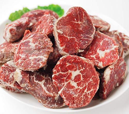[スターゼン] 肉 牛肉 厚切り サガリ 冷凍 カナダ産 牛 スライス 焼肉 バーベキュー 煮込み (2kg(1�s×2パック))