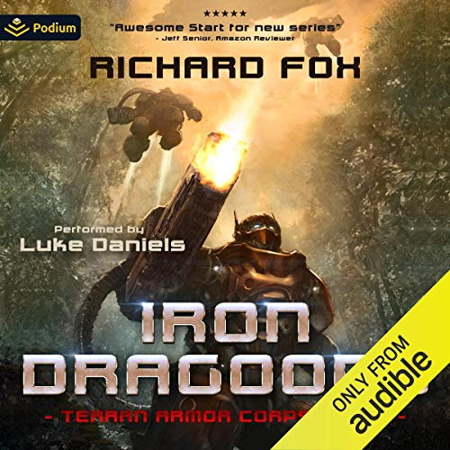 Iron Dragoons cover art