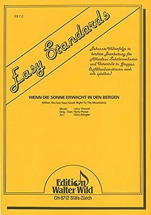 Quando il sole si risveglia in den Bergen–arrangiamento per fisarmonica [Note musicali/holzweißig] Compositore: Vincent Larry