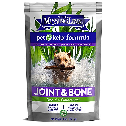 The Missing Link - Non-GMO Pet Kelp, Joint & Bone Formula