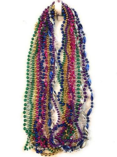 1000 mardi gras beads - 5