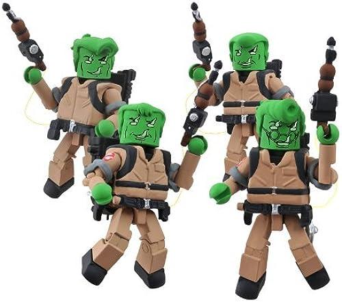 Diamond Select Toys The Real Ghostbusters  Minimates Series 3 Box Set by Diamond Select