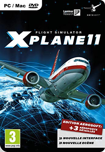 X-Plane 11 [Edizione: Francia]