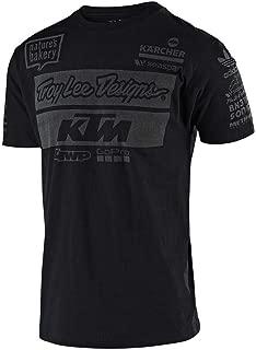 Troy Lee Designs Men's KTM Team Shirts