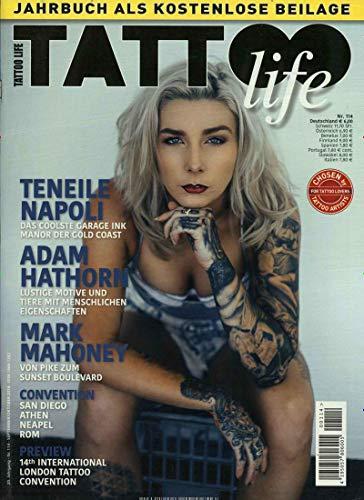 Tattoo Life [Abonnement jeweils 6 Ausgaben jedes Jahr]