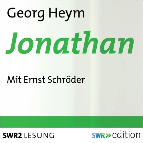 Jonathan audiobook cover art