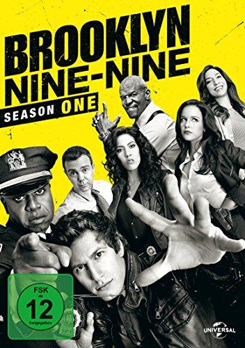 Brooklyn Nine-Nine - Season 1 [4 DVDs]