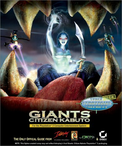 Giants Citizen Kabuto