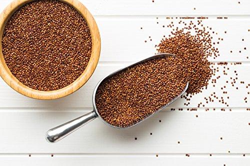 Quinoa rot aus Peru - Roter Quinoa Reis Inkareis Inka roter VERSCHIEDENE GRÖßEN