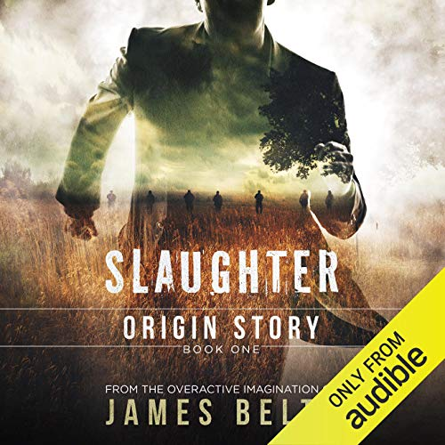 Slaughter: Origin Story cover art