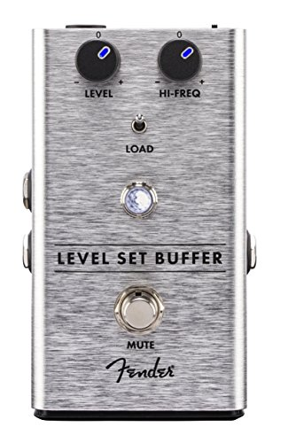 Fender Level Set Buffer Effects Pedal
