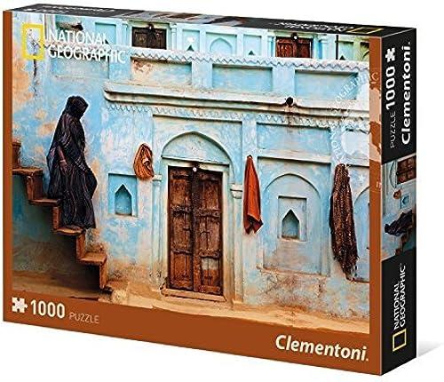 Precio al por mayor y calidad confiable. Clementoni-39311.4Sari-Jigsaw Puzzle-1000Pieces by by by Clementoni  últimos estilos