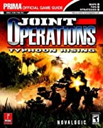 Joint Operations Typhoon Rising - Prima Official Game Guide de Prima Development