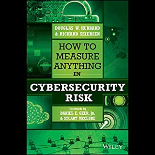 How to Measure Anything in Cybersecurity Risk cover art