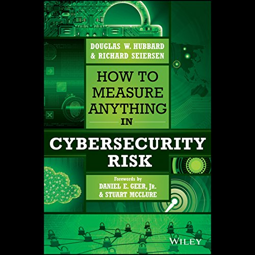 How to Measure Anything in Cybersecurity Risk audiobook cover art