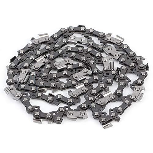 19,9 pulgadas 3/8 050 54 Eslabones impulsores Eslabones impulsores de aleación de zinc Hoja de cadena de sierra eléctrica Pieza de motosierra de repuesto para maderas forestales ramas de madera