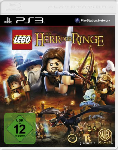 LEGO Der Herr der Ringe [Software Pyramide] - [PlayStation 3]