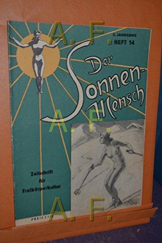 Der Sonnen-Mensch, Zeitschrift für Freikörperkultur, Heft 14, 1950, 2. Jahrgang
