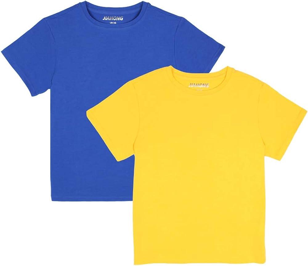 JIAHONG Unisex free Kids Short Sleeves Philadelphia Mall T Crewneck Shirts Soft for Tee