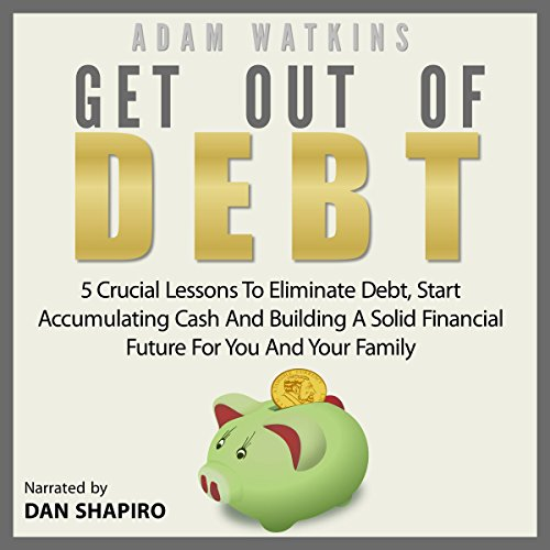 Get Out of Debt audiobook cover art