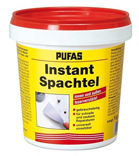 PUFAS Instant-Spachtel für innen und außen 1 kg