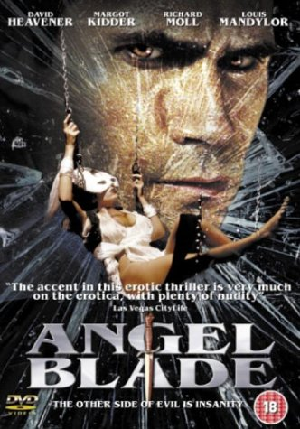 Angel Blade [DVD] [Reino Unido]