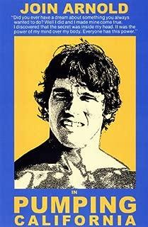 Pop Culture Graphics Pumping Iron Poster Movie B 11x17 Arnold Schwarzenegger Lou Ferrigno Roger Callard Marianne Claire