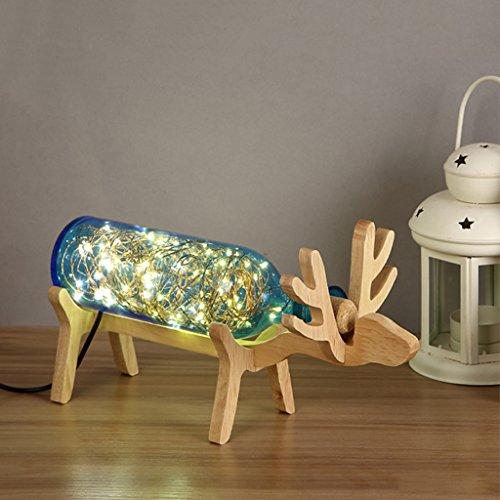 Adelaide - Continental Créatif Moderne Simple Lampe de Table Café Restaurant Salon Chambre à coucher Étude Chambre pour enfants Lampe de table de chevet chaud
