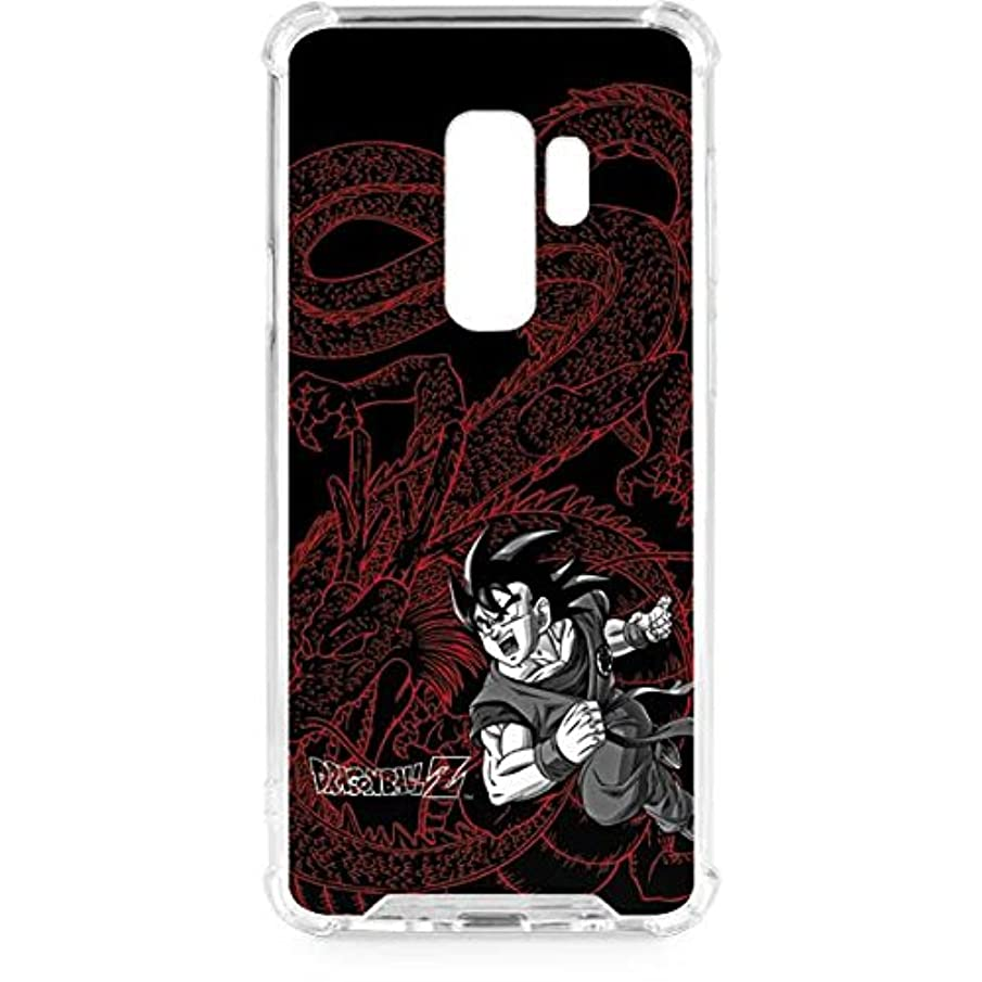 Skinit Goku and Shenron Galaxy S9 Plus Clear Case - Dragon Ball Z - Skinit Clear Case - Transparent Galaxy S9 Plus Cover