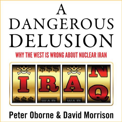 A Dangerous Delusion audiobook cover art