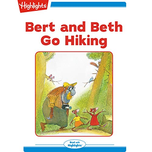Bert and Beth Go Hiking cover art
