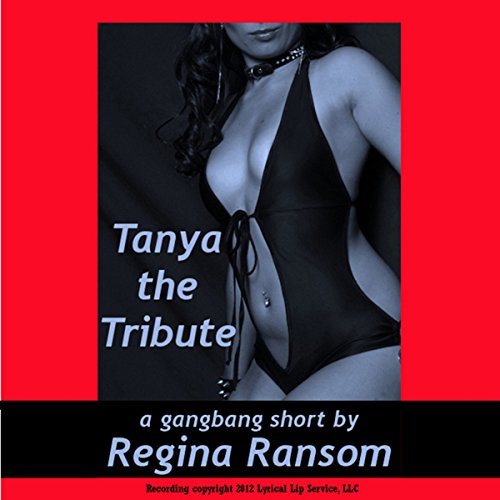 Tanya the Tribute audiobook cover art