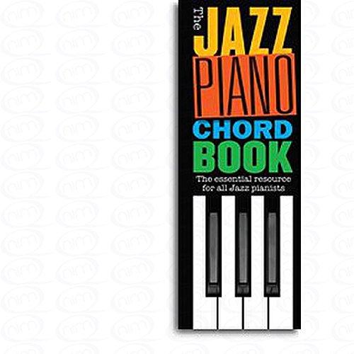 The Jazz Piano chordbook - gearrangeerd voor piano - akkoorden [noten/heetmusic]