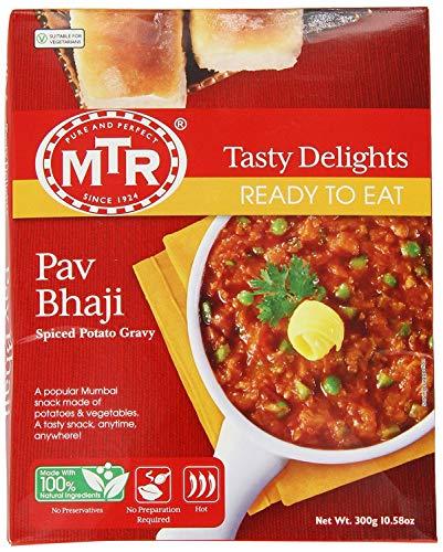 MTR - Pav Bhaji (Spiced Potato Grav…