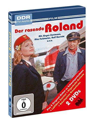 Der rasende Roland - Special-Edition (DDR TV-Archiv) [Special Edition] [2 DVDs]