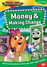 Rock 'N Learn: Money & Making Change by Rock 'N Learn by Richard Caudle