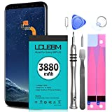 Galaxy S8 Plus Battery [3880mAh] S8 Plus Battery LCLEBM Battery Replacement for Samsung Galaxy S8 Plus G955 G955V G955A G955T G955P G955F S8 Plus Battery Replacement with New Replacement Kits