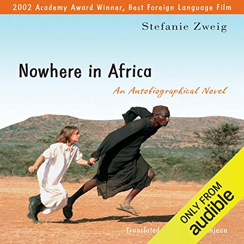Nowhere in Africa cover art