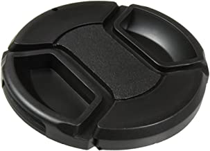 CamDesign 58MM Snap-On Front Lens Cap/Cover Compatible with Canon, Nikon, Sony, Pentax all DSLR lenses