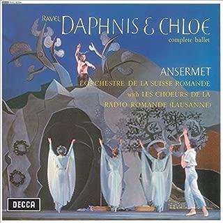 Ravel: Daphnis et Chloe Complete Ballet