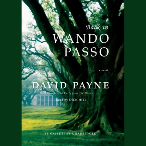 Back to Wando Passo audiobook cover art