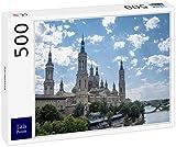 Lais Puzzle Zaragoza 500 Piezas