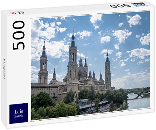 Puzzle Zaragoza 500 Piezas