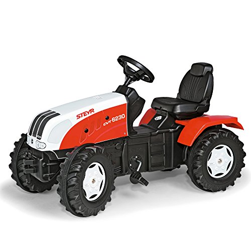 Trettraktor rolly Farmtrac Steyr CVT 6230 - Rolly Toys