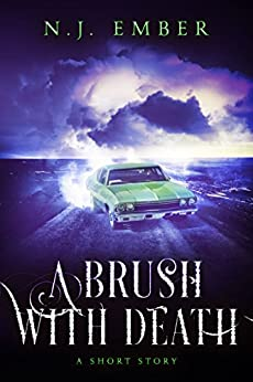 A Brush with Death: A Short Story by [N.J. Ember, Nadia Hasan]