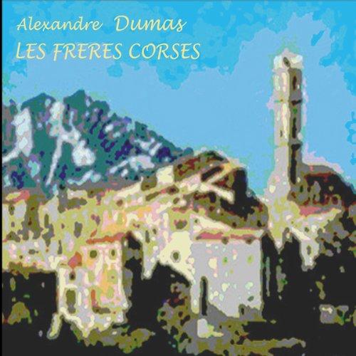 Les frères corses audiobook cover art