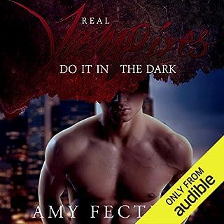 Real Vampires Do It in the Dark audiobook cover art