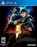 Capcom Resident Evil 5 Básico PlayStation 4 vídeo - Juego (PlayStation 4, Supervivencia / Horror, M (Maduro), Soporte físico)