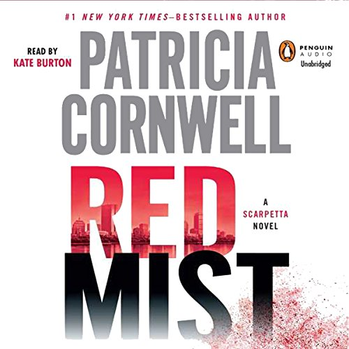 Red Mist audiobook cover art
